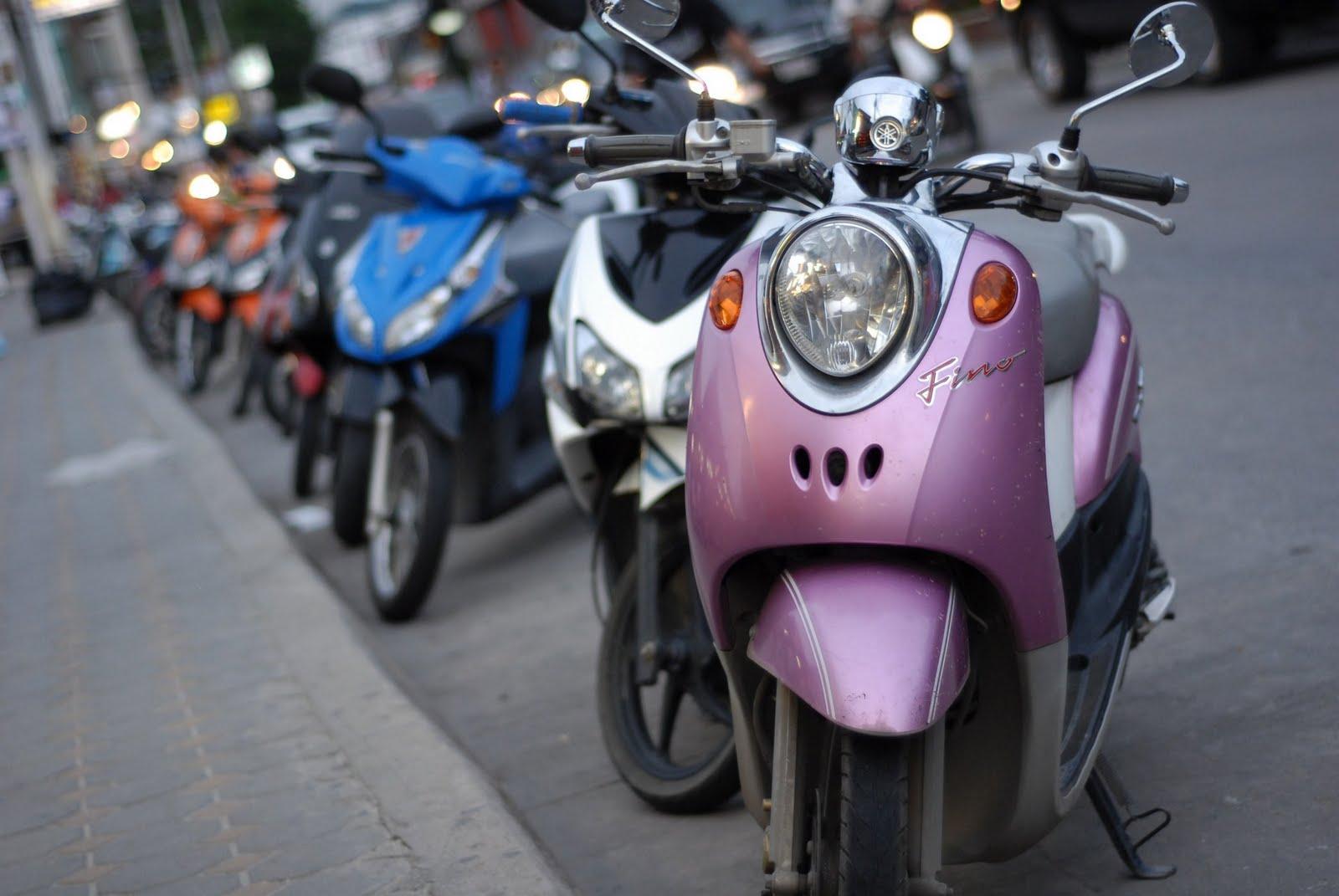 Conseils pour bien louer un scooter en Thaïlande