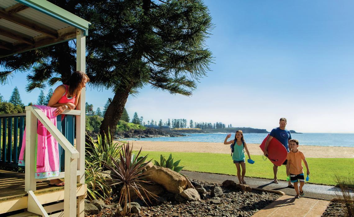 Des vacances en famille moins chères en résidence de tourisme