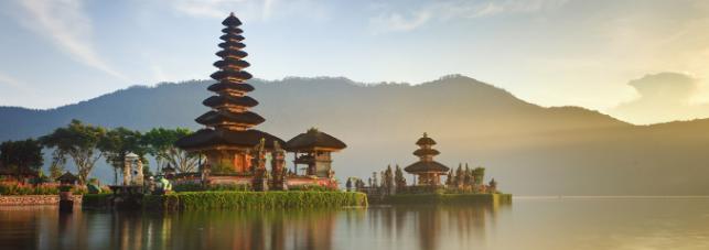 Bien organisé sa première escapade en Indonésie ?